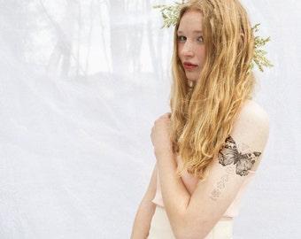 Butterflies & Geometrics Temporary Tattoo Kit