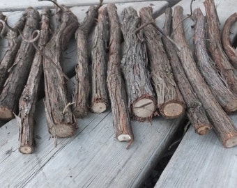 Grapevine sticks, craft sticks and branches, twig craft supplies, natural craft supplies, fairy hobbit house, florist's supply