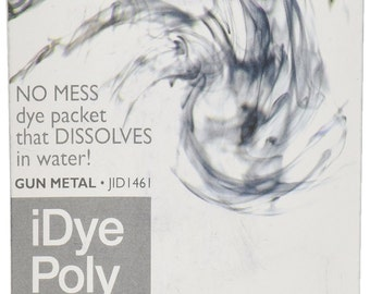 Poly jacquard fabric dye ion 14 grams-Gun Metal 461
