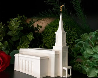 Star Valley, WY LDS Temple Model
