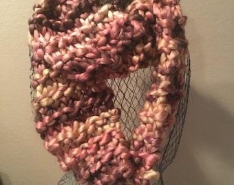 Wool Scarf, Mohair Scarf, scarf, , handmade scarf, chunky scarf, warm, soft