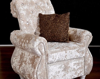 Bespoke Scroll Chair