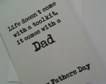 Fathers Day Card Comedy Novelty Humour Funny