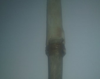 Native American Style Deer Leg Bone Knife