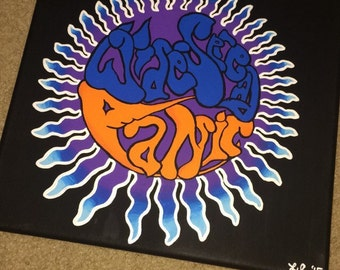 Widespread Panic Painting