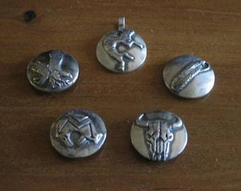3D Native Symbol Conchos