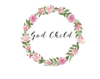 BACKGROUND GOD CHILD