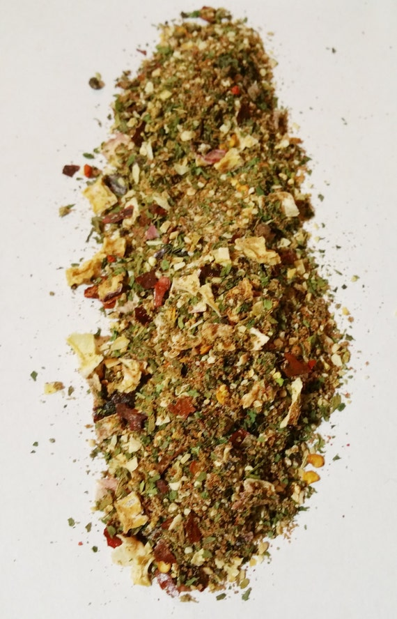 how to make chimichurri seasoning