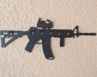 Key Hanger, AR15 Tactical key hanger