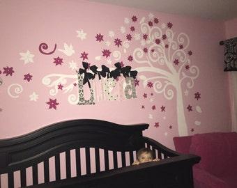Baby Nursery - Murals