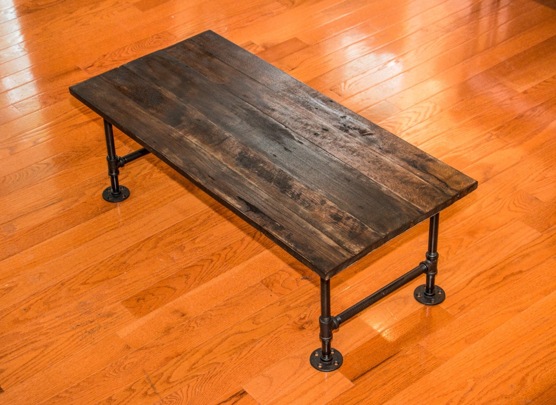 Pallet Coffee Table Industrial Wood Coffee Table Reclaimed