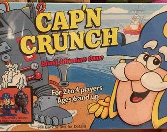 Cap'N Crunch Island Adventure Game - RARE