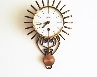 Unique Dutch Wall Clock Related Items Etsy