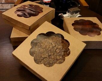 5pcs Mini tart/pie/tartlet box