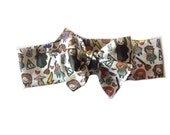 Where's Harry wrap, harry potter, harry potter baby, Harry Potter bow, headwrap, headband, baby bow, baby accessories
