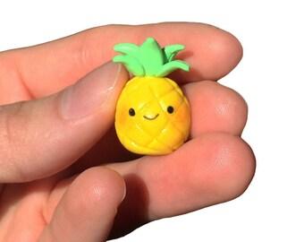 Happy Pineapple Charm