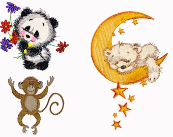 Current Embroidery Designs Available