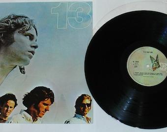 LP VINYL Doors - Doors 13, Elektra 42062 Greece, Classic Rock Music