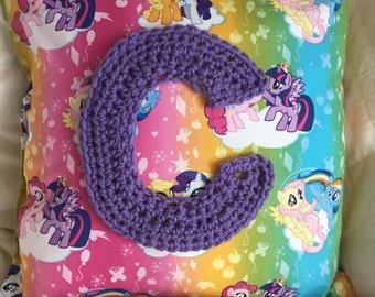 My Little Ponies Decorative Pillow