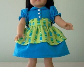 "American Girl / 18"" Doll Dress"