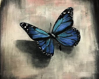 Butterfly effect original painting