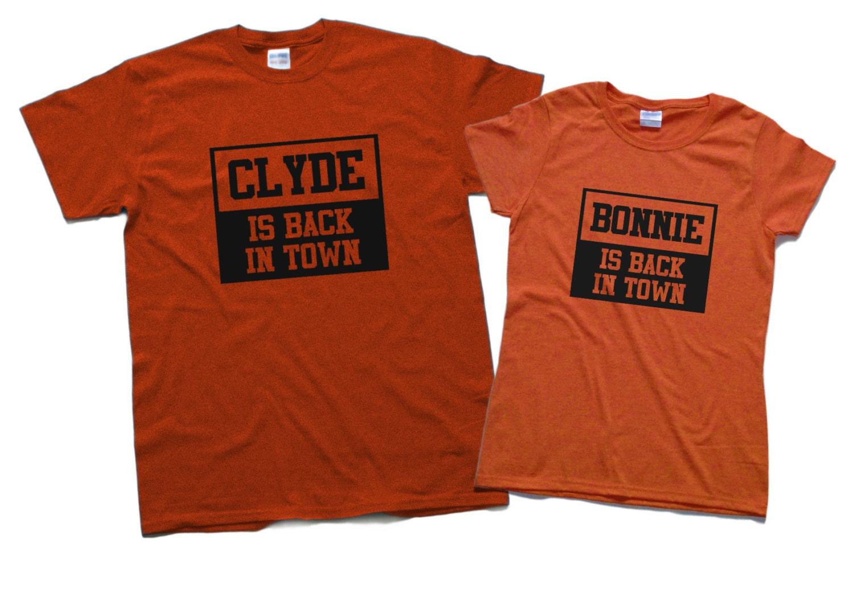 wedding gift bonnie and clyde shirts we go together. Black Bedroom Furniture Sets. Home Design Ideas