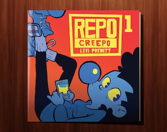 Repo Creepo Issue 1