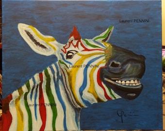 Zèbre Zebra