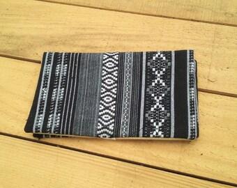 Fabric tobacco pouch