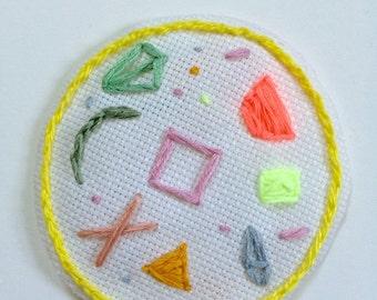 Petri dish patch