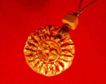 Yogi Sun Aromatherapy Pendant