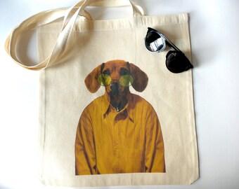 Tote Bag , Cotton Bag , Eco-Bag , White Bag , Beach Bag .