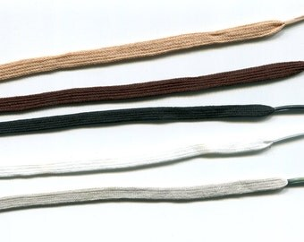 Replacement Laces for Victorian or Edwardian Boots or Shoes