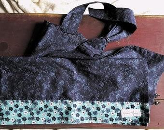 Nursing Cover - Blue Floral