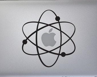 "Macbook Pro/Air 13"" IPad Atom Vinyl Decal"