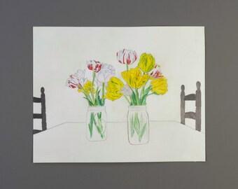 Tulips (Edition #4)