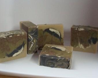Nature 4oz Soap Bar