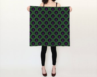 "overlook hotel // room 237 - the shining - 36"" polyester chiffon scarf"