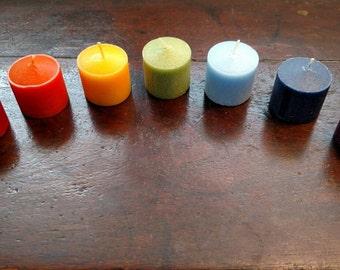 Indigo Blueberry Third Eye Chakra Candle