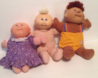Cabbage Patch Kids Baby Dolls