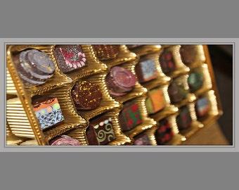 Hand Painted Artisan Chocolates