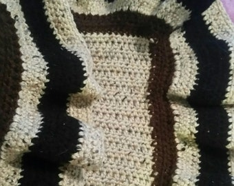 HandMade Crocheted Baby Blanket