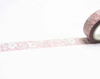 Pink Sakura Washi Tape