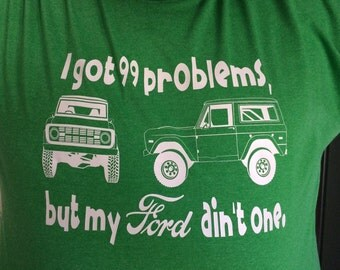 99 Problems... Ford
