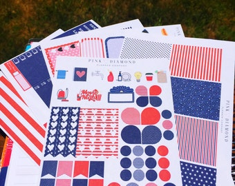 50% off -- Fourth of July // Weekly Kit