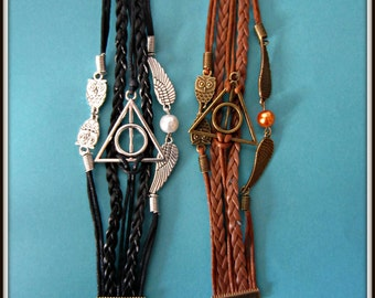 Harry Potter Bracelet, Deathly Hallows