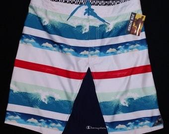 Paneled Board Skirt