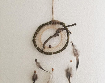 Willow Ring Dream Catcher