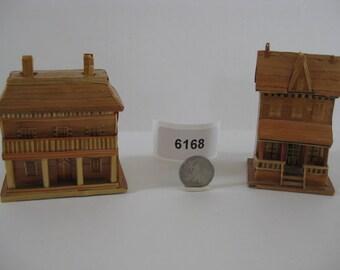 Bamboo Houses 6168