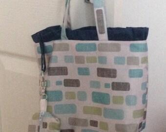 Bucket Bag with Zipper Pouch (mini)